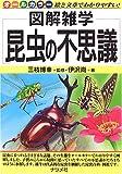 昆虫の不思議 (図解雑学) 画像
