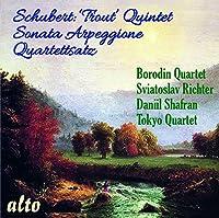 Schubert: 'trout' Quintet/Sona