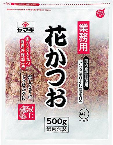 ヤマキ 業務用花かつお 500g A