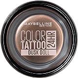 Maybelline Color Tattoo 24HR Cream Gel Eyeshadow, Dusk Doll