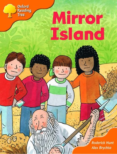 Oxford Reading Tree: Stages 6-7: More Storybooks (Magic Key): Mirror Island: Pack Bの詳細を見る