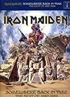 Iron Maiden: Somewhere Back in Time - the Best of 1980-1989 (Tab)