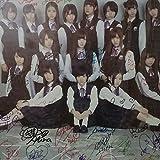 乃木坂46 制服のマネキン 直筆サイン入りポスター