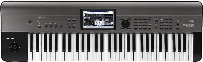 KORG キーボード シンセサイザー KROME EX 61鍵盤