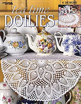 [Jordan, Ocie]のTea Time Doilies (English Edition)