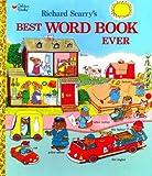 Best Word Book Ever! (Giant Little Golden Book)