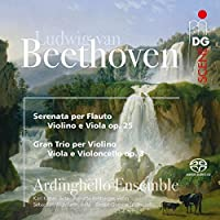 Beethoven: Serenade and String Trio by ARDINGHELLO ENSEMBLE