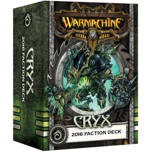 [ウォーマシン]Warmachine Cryx: Faction Deck PIP 91106 [並行輸入品]