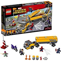 限定品 LEGO レゴ マーベルスーパーヒーローズ 2016後半新商品 キャプテンアメリカ/シビルウォー タンカートラック テイクダウン 76067 [並行輸入品]