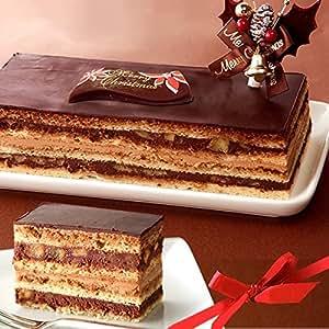 人気チョコレートケーキ 黄金のオペラ