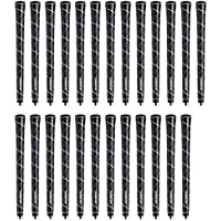 Lamkin wrap-tech標準0.580 25 Pieceゴルフグリップバンドル(