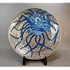 有田焼・伊万里焼|陶器飾り皿・飾皿・大皿|贈答品|ギフト|記念品|贈り物|鳳凰・藤井錦彩