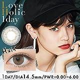 LoveHolic(ラブホリック)ワンデー10枚 ハーフ【PWR】±0.00