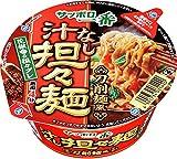 サッポロ一番 刀削麺風汁なし担々麺 82g×12個