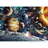 Ravensburger Outer Space Puzzle 60pc,Children's Puzzles