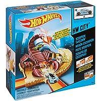Hot Wheels Scorpion Takedown Playset