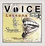 Vol. 4-Voice Lessons to Go: Stamina
