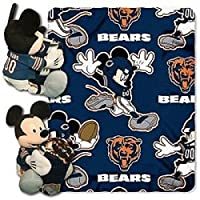 Northwest Chicago Bears NFLミッキーマウスwith Throw Combo