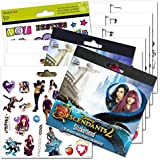 Disney Descendants Poster Book Super Set with Stickers - 12 Descendants Posters Over 80 Disney Villains Stickers