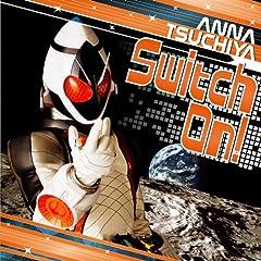 土屋アンナ「Switch On!」のジャケット画像