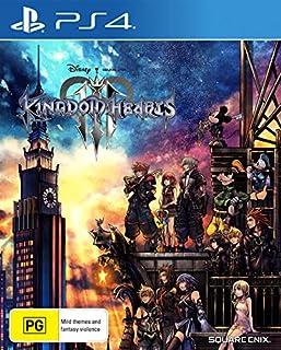 Kingdom Hearts 3 (PlayStation 4) (B07DKDRFK1) | Amazon Products