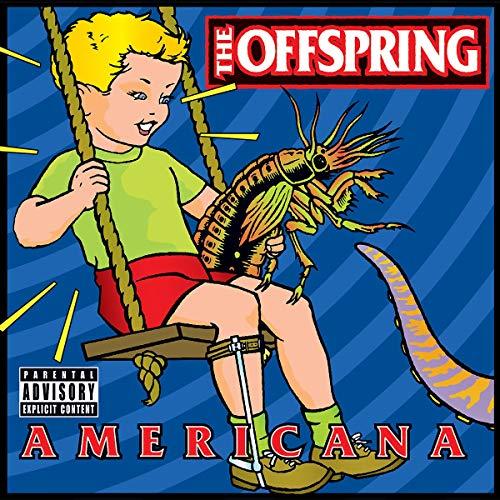 Americana (Red) [12 inch Analog]