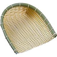 山下工芸(Yamasita craft) 樹脂手編箕ザル15×13cm 59256000