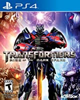 Transformers Rise of the Dark Spark (輸入版:北米) - PS4