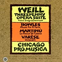 Three Penny Opera Suite / Music for Farce