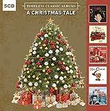 クリスマス テイル CD5枚組 タイムレス クラシック アルバム ※輸入盤※ DOLCD-0265