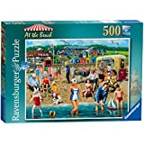 Ravensburger at The Beach 500pc Jigsaw Puzzle