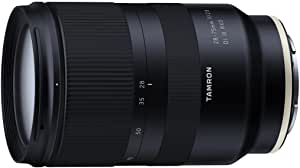 タムロン 28-75mm F/2.8 DiIII RXD(Model:A036)※ソニーFEマウント用レンズ(フルサイズミラーレス対応) TA28-75DI3RXDA036
