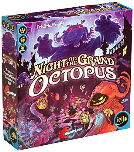グランオクトパスの夜 (Night of the Grand Octopus) -