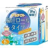 【skyfred】レディース アセテクト ワキ汗透明テープ ロール型 調整カット可 汗染み防止・防臭