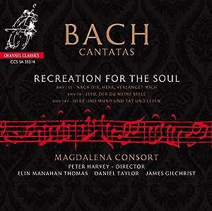 Bach, J.S: Cantatas