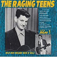THE RAGING TEENS VOL. 1 [LP] [12 inch Analog]