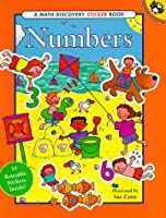 Numbers: Math Discovery Book 1 (A Math Discovery Sticker Book)