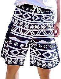 Aguilucho(アリルチョウ) サーフパンツ ショート 水着 おしゃれ スイミング パンツ メンズ
