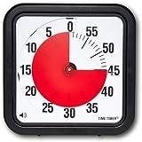 【正規品】TIME TIMER タイムタイマー 30cm 60分 TTA2-W 時間管理