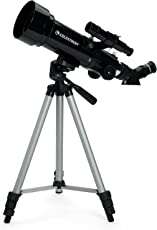 【国内正規品】 CELESTRON 天体望遠鏡 トラベルスコープ70 屈折式 経緯台 口径70mm焦点距離400mm CE21035