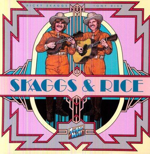 [画像:Skaggs & Rice [12 inch Analog]]