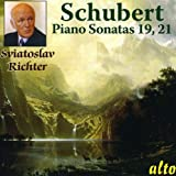 Schubert:Piano Sonatas 19,21 画像