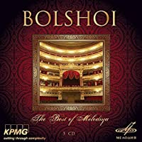 Bolshoi: The Best of Melodiya by Various