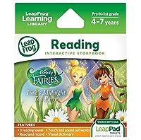 リープフロッグ(LeapFrog) ディズニーフェアリーズティンカーベルミッドナイトパーティ DINSEY FAIRIES TINK'S MIDNIGHT TEA PARTY 32015