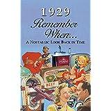 Seek Publishing Remember When KardLet RW1929