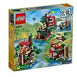 レゴ (LEGO) クリエイター ツリーハウスアドベンチャー 31053