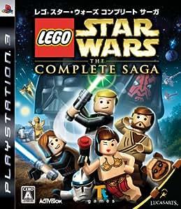 レゴ スターウォーズ コンプリート サーガ - PS3