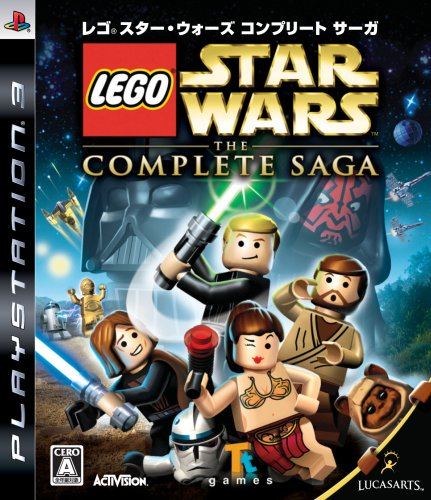 レゴ スターウォーズ コンプリート サーガ - PS3の詳細を見る