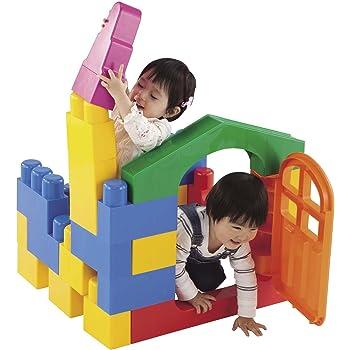 1歳には全身でブロック Neo