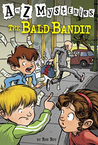 [Roy, Ron]のA to Z Mysteries: The Bald Bandit